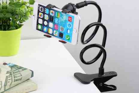 Groupon Goods Global GmbH - One or Two Lazy Arm Phone Holders - Save 60%