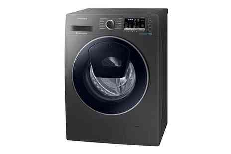 Groupon Goods Global GmbH - Samsung AddWash WW70K5410UX Washing Machine With Free Delivery - Save 20%