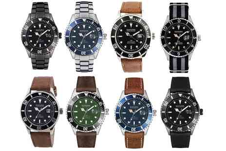 Groupon Goods Global GmbH - Kahuna Mens Wrist Watches in Choice of Design - Save 59%