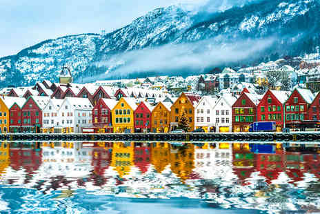 Grand Hotel Terminus - Four Star Magical New Year in the Fjords - Save 81%