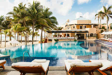 Royal Hideaway Playacar - Five Star World Class All Inclusive Luxury - Save 30%