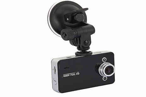 J & Y - HD1080P In Car Accident Camera with Optional 32GB Memory Card - Save 68%