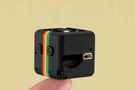 Black Sheep - Mini Car DVR Camera Available in Three Colours - Save 67%