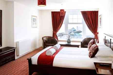 Park Central Hotel - Bournemouth sea view escape with meals - Save 45%