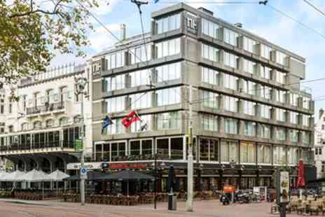 NH Amsterdam Caransa - Four star central hotel stay - Save 0%