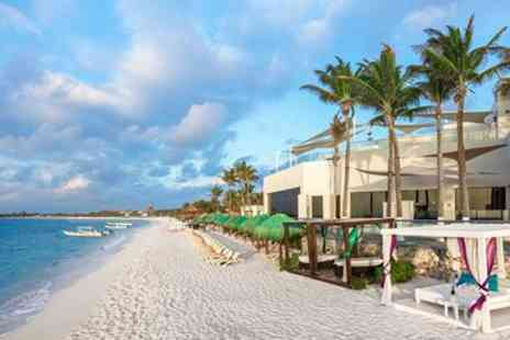 The Sian Kaan at Grand Tulum - Luxe New Adults Only Resort Stay with Meals for 2 - Save 0%