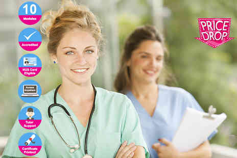 New Skills Academy - Accredited nursing assistant diploma - Save 95%