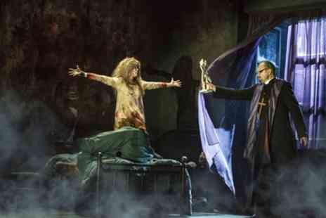 The Exorcist - One best available ticket to see The Exorcist on 21 November To 5 December - Save 52%