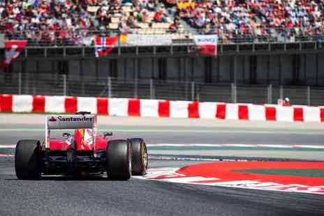 Europlayas - F1 Spanish Grand Prix Up to 4 Nights with Breakfast, Dinner and F1 Race Tickets with Option for Transfers - Save 0%