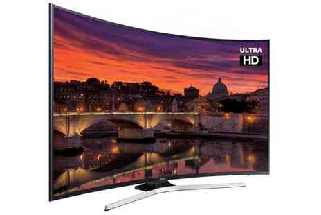 Groupon Goods Global GmbH - Samsung UE55MU6200K 55 Inch Led Smart Tv With Free Delivery - Save 8%