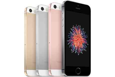 Anovo - Refurbished Premium Apple iPhone SE with 16GB, 32GB, 64GB or 128GB Capacity With Free Delivery - Save 0%