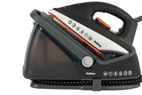 Groupon Goods Global GmbH - Beldray BEL0534 Steam Surge Pro Generator Iron Station With Free Delivery - Save 69%