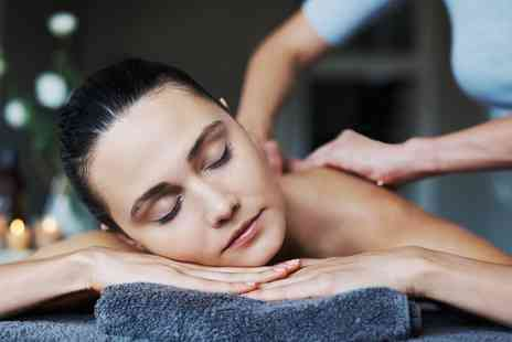 Beauty Section - Back, Neck and Shoulder Massage or Full Body Swedish Massage - Save 40%