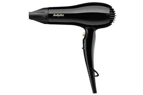 Trizinga - Babyliss Five Piece 2200W Hair Dryer Gift Set - Save 30%