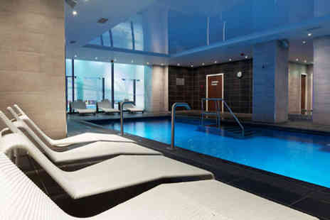 The Club and Spa - Rasul spa day for two at The Club and Spa at The Cube with lunch - Save 49%