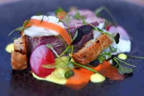 The Advocate Arms Hotel - 2 AA Rosette tasting menu for 2 with drink near Lincoln - Save 36%