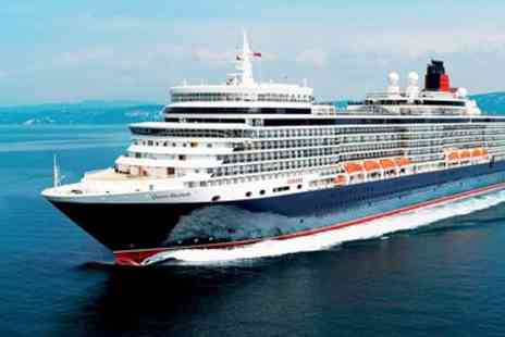 Cruise Circle - Cunard transatlantic cruise with Bermuda & New York - Save 0%