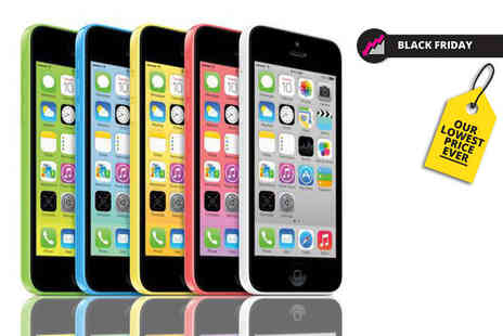 Renew Electronics - 16GB iPhone 5c choose from five colours - Save 48%