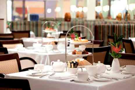 Hilton London Paddington Hotel - Traditional Afternoon Tea with Optional Prosecco, Champagne or Cocktails for Two - Save 0%