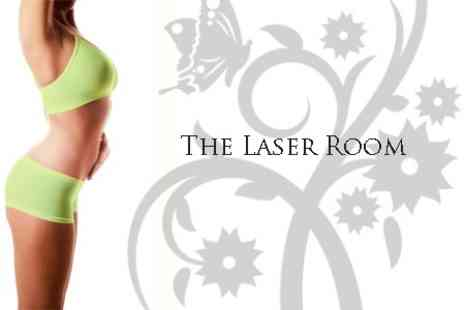 The Laser Room Cheshire - Six Sessions of I Lipo and Initial Consultation- Save 88%