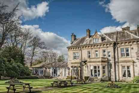 Durker Roods Hotel - One to Three Nights Stay for Two with Breakfast, Wine, and Dinner or a Choice of Festive Meals - Save 58%