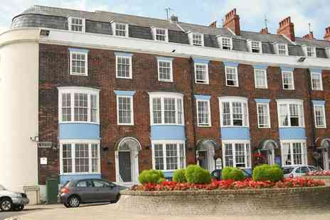 The Roundhouse Hotel - One or Two Nights Stay for Two with Breakfast and Prosecco - Save 32%
