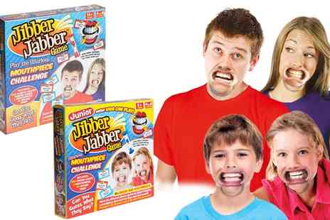 Groupon Goods Global GmbH - One or Two Jibber Jabber or Junior Jibber Jabber Games - Save 60%