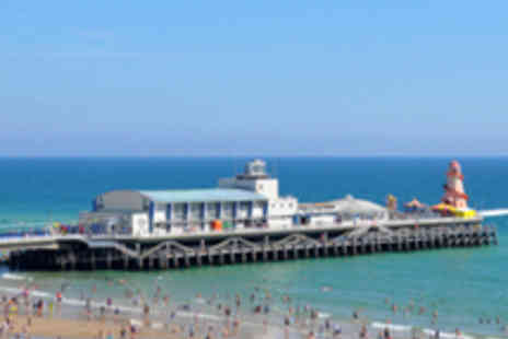 The Queens Hotel and Spa - Overnight Bournemouth Break - Save 57%