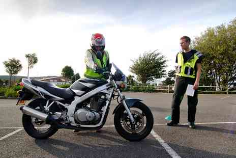 Dorset Advanced Motorcycle Training - Half or Full Day Motorcycle Riding Improval Course - Save 51%