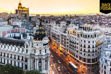 Hotel Miguel Angel - Five Star Exclusive Madrid Hotel Stay For Two - Save 80%