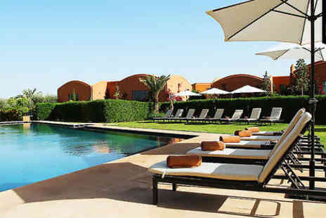 Adama Resort - Four Star Villa Stay with Spa Breaks For Two in Marrakech - Save 79%