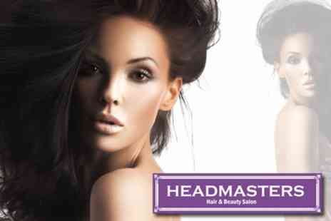 Headmasters - Girls Night Out Package With Spray Tan, Party Lashes and Eyebrow Waxing - Save 60%