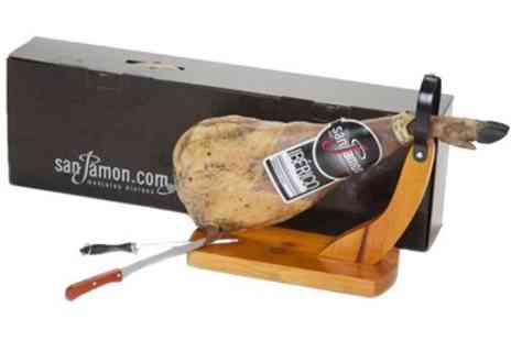 San Jamon - Spanish hams with holders & more - Save 43%