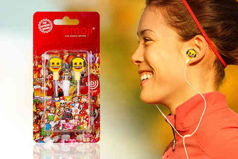 London Exchain Store - Official Emoji earbuds - Save 73%