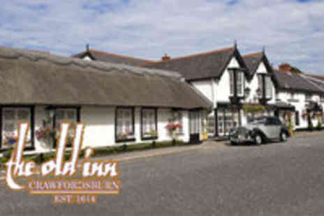The Old Inn - Overnight Stay for 2 with Breakfast including Dinner, Wine & Cocktails - Save 50%