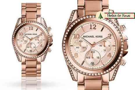 D2 Time - Ladies Michael Kors MK5263 watch - Save 60%