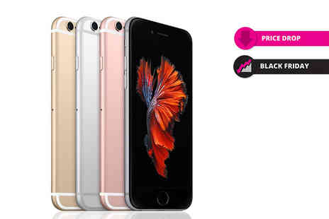 Renew Electronics - 16 or 64 GB Apple iPhone choose from four colours - Save 35%
