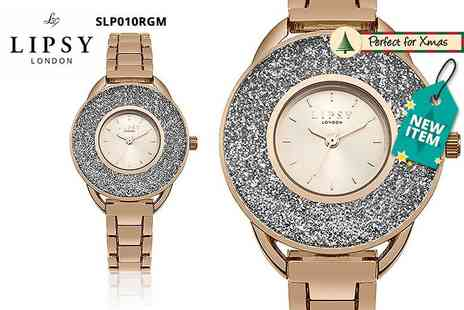 Deals Direct - LP459 ladies Lipsy watch or LP485 Lipsy watch or SLP010RGM Lipsy watch - Save 30%