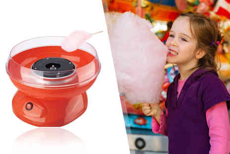 Zoozio - Candyfloss maker choose from two colours - Save 56%