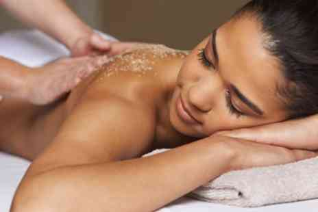 Hair and Beauty Treats - Choice of 30 or 60 Minute Massage with Optional 30 Minute Facial - Save 60%