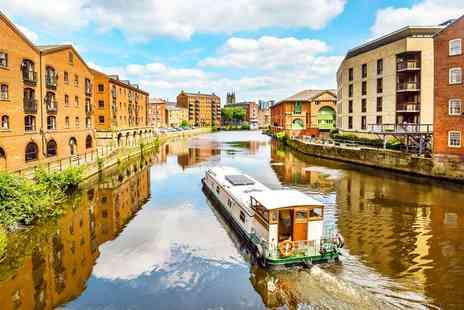 Britannia Leeds Hotel - One Night stay for Two with Breakfast and Option for Dinner and Wine - Save 0%