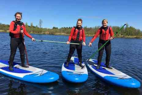 Aneurin Leisure - Water Sports Taster Experience for One or Two - Save 38%