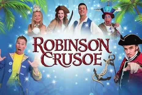 Gala Theatre & Cinema - Robinson Crusoe Pantomime Ticket on 29 November to 12 December - Save 33%