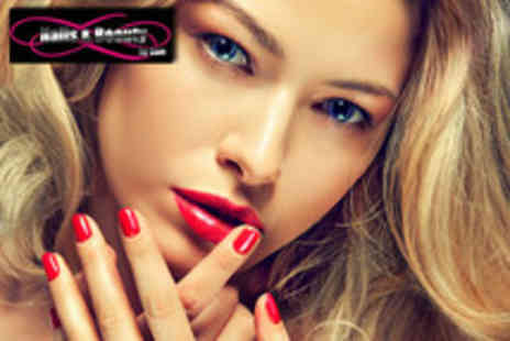 Nails and Beauty - Luxury Manicure and Pedicure - Save 67%