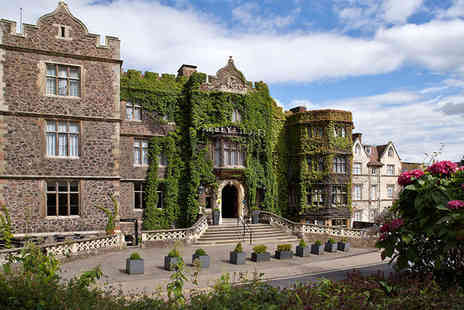 The Abbey Hotel - Four Star Beautiful Countryside Getaway For Two - Save 74%