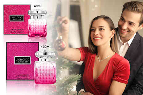 Deals Direct - 40ml or 100ml bottle of Jimmy Choo Blossom EDP - Save 22%