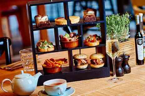 Marco Pierre White - Italian Style Afternoon Tea with Prosecco for Two, Four or Six - Save 31%