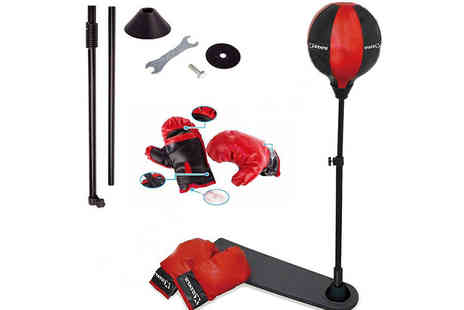 Funky Buys - Kids Boxing Punching Set with Gloves - Save 50%