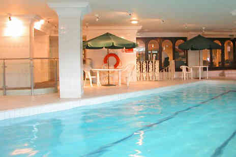 Britannia International Hotel - Spa day for one with a one hour treatment and a two course lunch - Save 16%