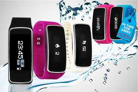 Ckent - 11 in 1 smart bluetooth activity bracelet in five colours - Save 57%